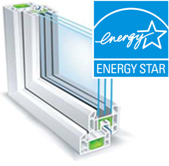 Energy star qualified windows aaa windows for less - The basics about energy efficient windows ...